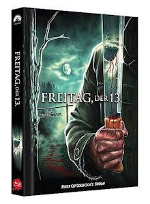 Freitag der 13. (Killer Cut) (Limited Collector's Edition Mediabook, Cover C) (2009) [FSK 18] [Blu-ray]