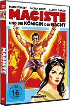 Maciste und die Königin der Nacht (1961)