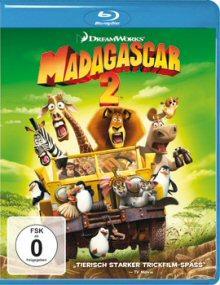 Madagascar 2 (2008) [Blu-ray]