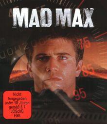Mad Max (Uncut) (1979) [FSK 18] [Blu-ray]