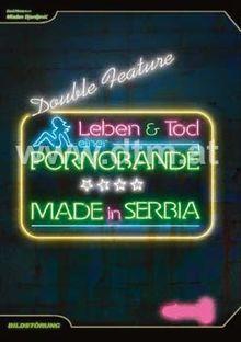 Leben und Tod einer Pornobande + Made In Serbia - Double Feature - Limited Edition (2 DVDs+Blu-ray Disc) [FSK 18]