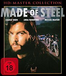 Made of Steel (Uncut) (1992) [FSK 18] [Blu-ray]