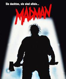 Madman (Limited Digipak, Blu-ray+DVD, Cover B) (1981) [FSK 18] [Blu-ray]