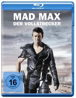 Mad Max 2 - Der Vollstrecker (1981) [FSK 18] [Blu-ray]