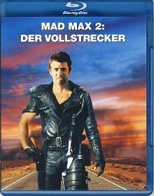 Mad Max 2 - Der Vollstrecker (1981) [FSK 18] [EU Import mit dt. Ton] [Blu-ray]