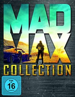 Mad Max - Collection (4 Disc) [Blu-ray]