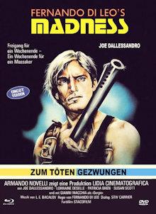 Madness - Zum töten gezwungen (Limited Mediabook, Blu-ray+DVD, Cover C) (1980) [FSK 18] [Blu-ray]