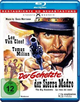 Der Gehetzte der Sierra Madre (+Bonus DVD) (1966) [Blu-ray]