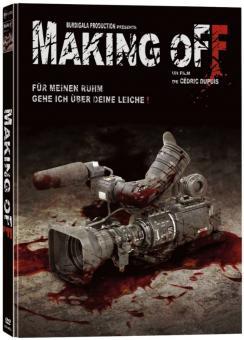 Making off (Limited Mediabook, 2 DVDs, Cover A) (2012) [FSK 18]