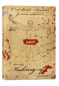 Making off (Limited Mediabook, 2 DVDs, Cover C) (2012) [FSK 18]