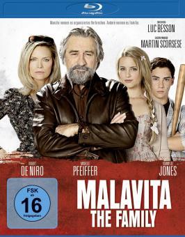 Malavita - The Family (2013) [Blu-ray]
