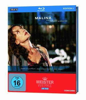 Malina (1991) [Blu-ray]