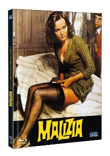 Malizia (Limited Mediabook, Blu-ray+DVD) (1973) [FSK 18] [Blu-ray]
