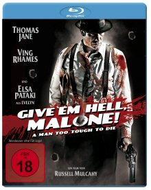 Give 'em Hell, Malone! (2009) [FSK 18] [Blu-ray]