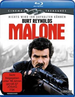 Malone - Nichts wird ihn aufhalten können (1987) [FSK 18] [Blu-ray]