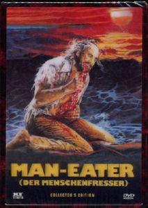 Man-Eater (Lim. Metalpak mit 3D-Holocover) (1980) [FSK 18]