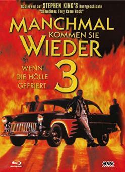 Manchmal kommen sie wieder 3 (Limited Uncut Mediabook, Blu-ray+DVD, Cover A) (1998) [Blu-ray]