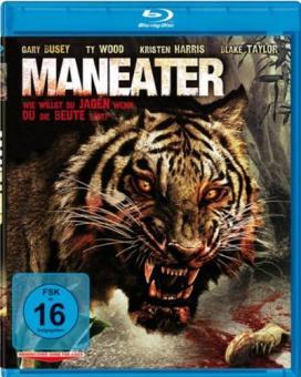 Maneater - Uncut (2006) [Blu-ray]