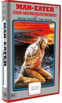 Man-Eater (Limited IMC Red Box, Vol. 10) (1980) [FSK 18] [Blu-ray]