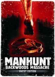 Manhunt Backwoods Massacre (Uncut Edition) (2008) [FSK 18] [Gebraucht - Zustand (Sehr Gut)]