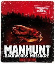 Manhunt Backwoods Massacre (Uncut Edition) (2008) [FSK 18] [Blu-ray]