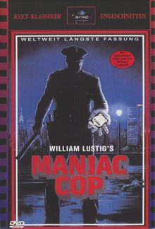 Maniac Cop (Uncut) (1988) [FSK 18]