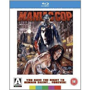 Maniac Cop (Uncut) (1988) [FSK 18] [UK Import] [Blu-ray]