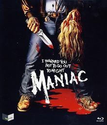 Maniac (Uncut) (1980) [FSK 18] [Blu-ray]