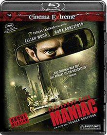 Alexandre Ajas Maniac (Uncut) (2012) [FSK 18] [Blu-ray]