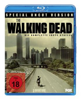 The Walking Dead - Die komplette erste Staffel (2 Discs, Uncut) [FSK 18] [Blu-ray]