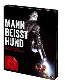 Mann beisst Hund (Steelbook) (1992) [FSK 18] [Blu-ray]