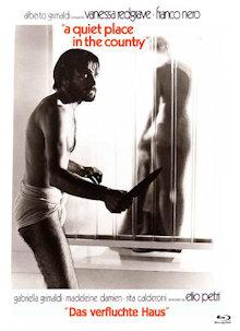Das Verfluchte Haus (Limited Mediabook, Blu-ray+DVD, Cover D) (1969) [Blu-ray]