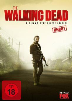The Walking Dead - Die komplette fünfte Staffel (Uncut) [FSK 18]
