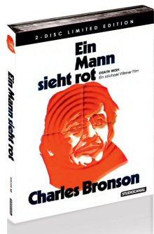 Ein Mann sieht rot - Death Wish (Limited Mediabook, Blu-ray+DVD) (1974) [FSK 18] [Blu-ray]