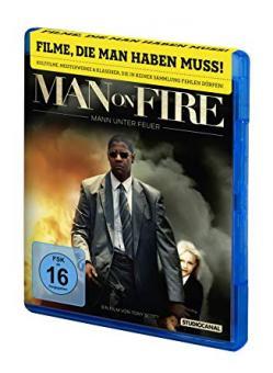 Man On Fire (2004) [Blu-ray]
