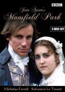 """Jane Austens """"Mansfield Park"""" (3 DVDs) (1983)"""