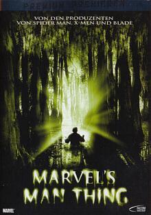 Marvel's Man-Thing (2004) [Gebraucht - Zustand (Sehr Gut)]