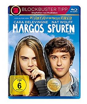 Margos Spuren (2015) [Blu-ray]