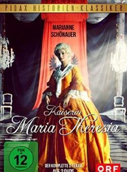 Kaiserin Maria Theresia - Der komplette 2-Teiler (2 DVDs) (1980) [Gebraucht - Zustand (Sehr Gut)]