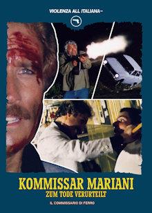 Kommissar Mariani - Zum Tode verurteilt (Limited Mediabook, Blu-ray+DVD, Cover B) (1978) [FSK 18] [Blu-ray]