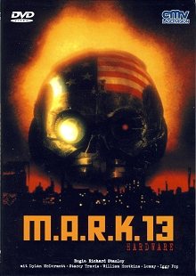 M.A.R.K. 13 - Hardware (Kleine Hartbox, Cover A) (1990) [FSK 18] [Gebraucht - Zustand (Sehr Gut)]