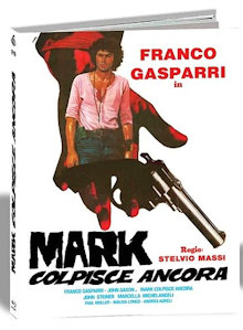 Mark Colpisce Ancora (The .44 Specialist) (Limited Mediabook, Cover A) (1976) [FSK 18] [Blu-ray]
