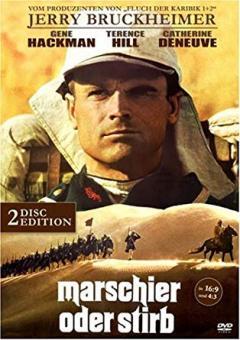 Marschier oder stirb (2 DVDs) (1977) [Gebraucht - Zustand (Sehr Gut)]