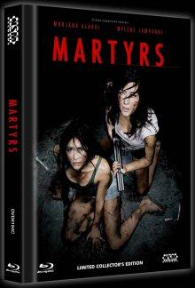 Martyrs (Limited Uncut Mediabook Edition, DVD+Blu-Ray, Cover C) (2008) [FSK 18] [Blu-ray]