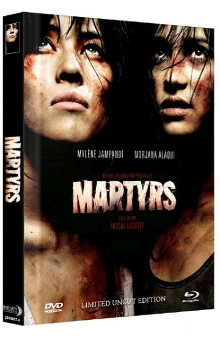 Martyrs (Limited Uncut Mediabook Edition, DVD+Blu-Ray, Cover A) (2008) [FSK 18] [Blu-ray]
