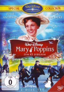 Mary Poppins (Jubiläumsedition, 2 DVDs) (1964)