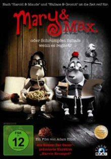 Mary & Max - oder: Schrumpfen Schafe, wenn es regnet? (2009)