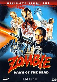 Zombie - Dawn of the Dead (Ultimate Final Cut, 2 DVDs) (1978) [FSK 18]