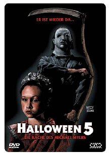 Halloween 5 - Die Rache von Michael Myers (3D Metalpak) (1989) [FSK 18]