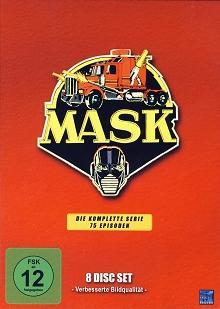 M.A.S.K. - Die komplette Serie (Episode 1-75) (8 DVDs)